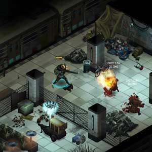 Shadowrun Returns Dragonfall Fight