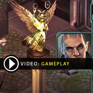 Shadowrun Returns Dragonfall Gameplay Video