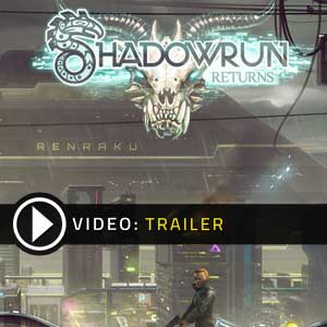 Buy Shadowrun Returns CD Key Compare Prices