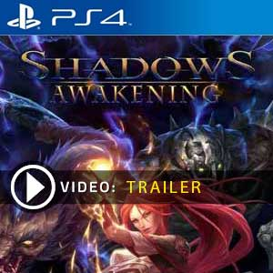 Shadows Awakening PS4 Prices Digital or Box Edition