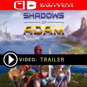Shadows of Adam Nintendo Switch Prices Digital or Box Edition
