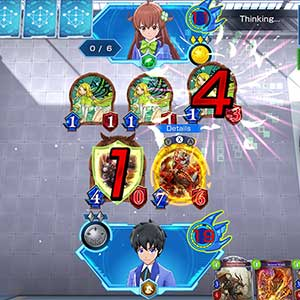 Shadowverse Champions Battle Card Battle