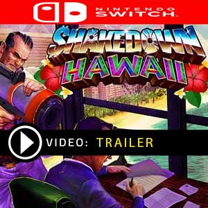 Shakedown Hawaii Nintendo Switch Prices Digital or Box Edition