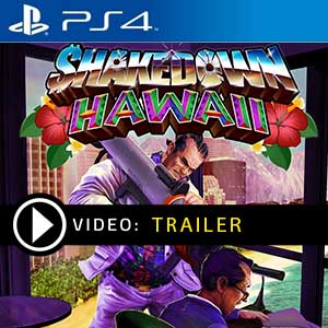 Shakedown Hawaii PS4 Prices Digital or Box Edition