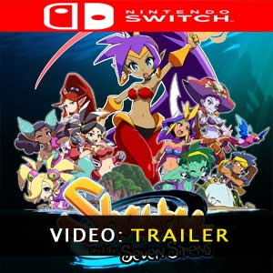 Shantae and the Seven Sirens Prices Digital or Box Edition
