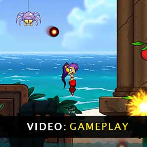Shantae and the Seven Sirens Gameplay Video