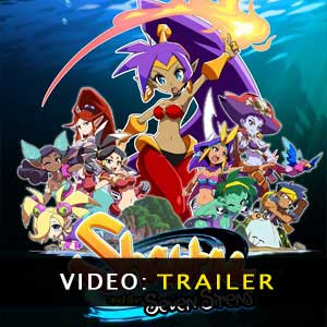 Buy Shantae and the Seven Sirens CD Key Compare Prices