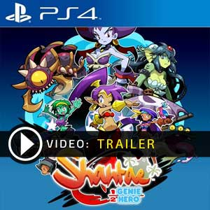 Shantae Half-Genie Hero PS4 Prices Digital or Box Edition