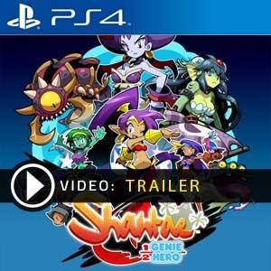 Shantae Half-Genie Hero PS4 Prices Digital or Box Edition