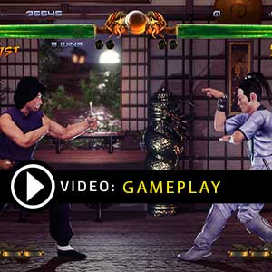 Shaolin vs Wutang Gameplay Video