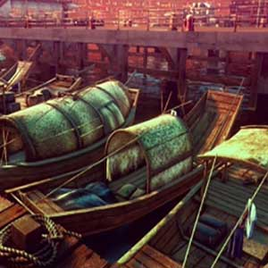Shenmue 3 Boats