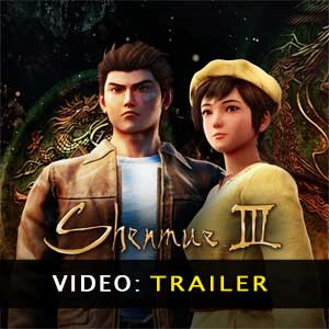 Shenmue 3 Trailer Video