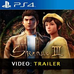 Shenmue 3 Trailer Video