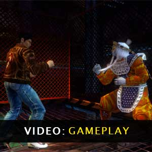 Shenmue I & II Gameplay Video
