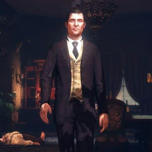 Sherlock Holmes Crimes And Punishments PS4 Character