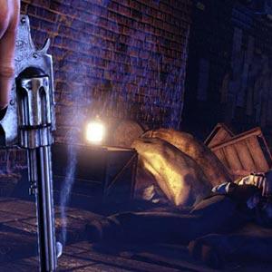 Sherlock Holmes Crimes And Punishments PS4 Crime Scene