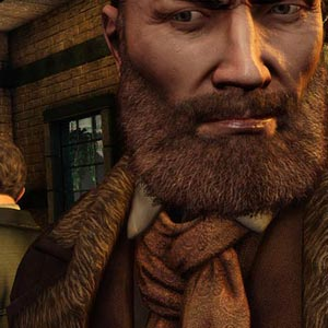 Sherlock Holmes Crimes And Punishments PS4 Suspect