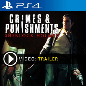 Sherlock Holmes Crimes and Punishments PS4 Prices Digital or Physical Edition