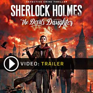 Buy Sherlock Holmes The Devils Daughter CD Key Compare Prices