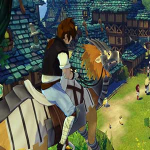The Lightning Kingdom Captivating world