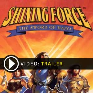 Shining Force Sword of Hajya Nintendo 3DS Prices Digital or Physical Edition