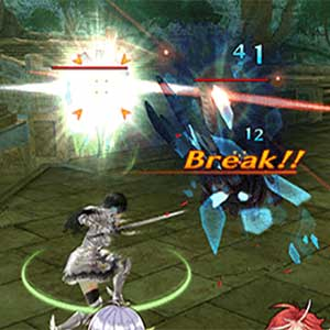 Thrilling real-time action-packed combat