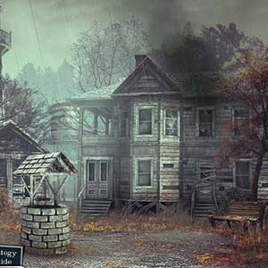 Haunted old house