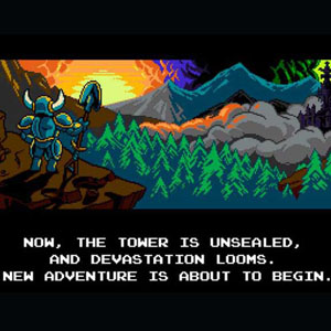 The story of Shovel Knight