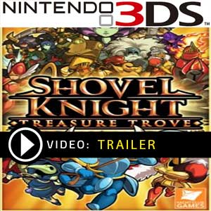 Shovel Knight Nintendo 3DS Prices Digital or Box Edition