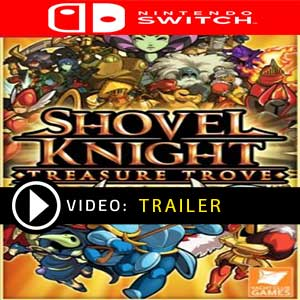 Shovel Knight Nintendo Switch Prices Digital or Box Edition