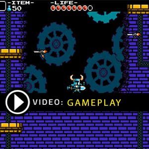Shovel Knight Nintendo Wii U Gameplay Video