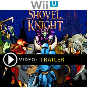 Shovel Knight Nintendo Wii U Prices Digital or Box Edition