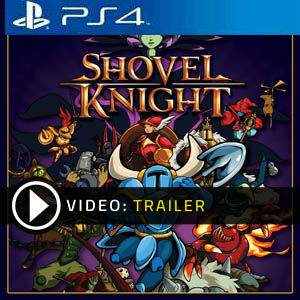 Shovel Knight PS4 Prices Digital or Physical Edition