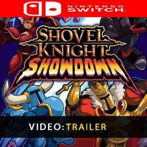 Shovel Knight Showdown Nintendo Switch Prices Digital or Box Edition