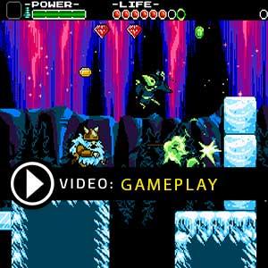 Shovel Knight Treasure Trove Gameplay Video