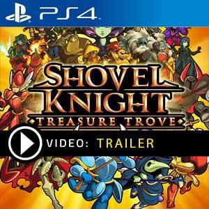 Shovel Knight Treasure Trove PS4 Prices Digital or Box Edition