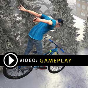 Shred 2 Freeride Mountainbiking Gameplay Video