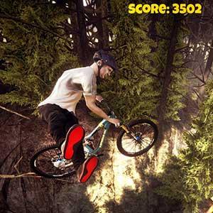 Masterpiece jump stunt