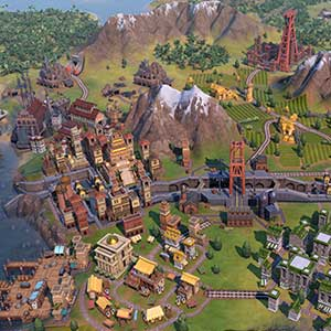 Sid Meier's Civilization 6 Gathering Storm