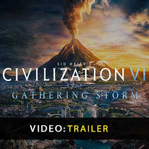 Buy Sid Meier's Civilization 6 Gathering Storm CD Key Compare Prices
