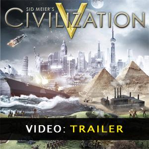 Sid Meiers Civilization V Trailer Video