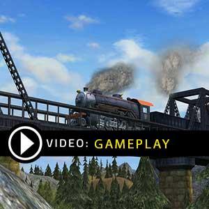 Sid Meiers Railroads Gameplay Video