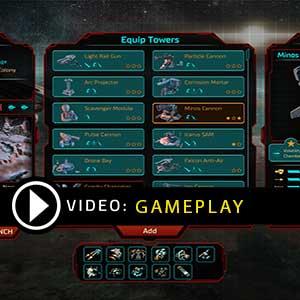 Siege of Centauri Gameplay Video