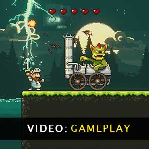 Sigi A Fart for Melusina Gameplay Video