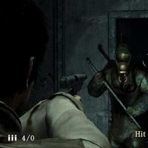 Silent Hill Homecoming Fight
