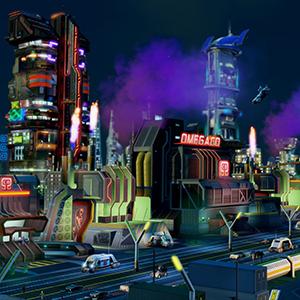 Simcity Omega Factory