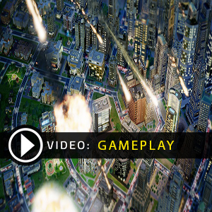 Simcity Gameplay Video