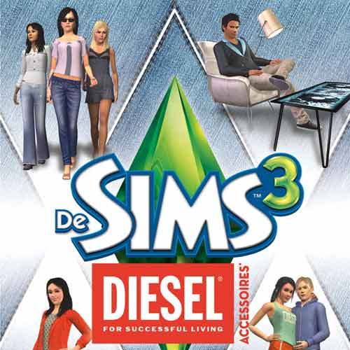 Buy Sims 3 Diesel Stuff CD Key digital download best price