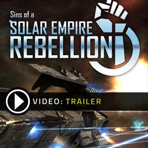 Buy Sins of a Solar Empire Rebellion CD Key Compare Prices