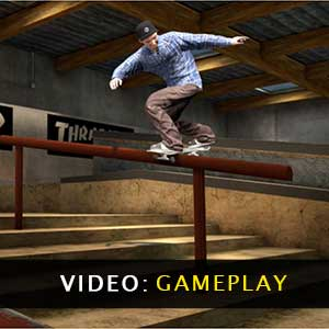 Skate 3 Gameplay Video